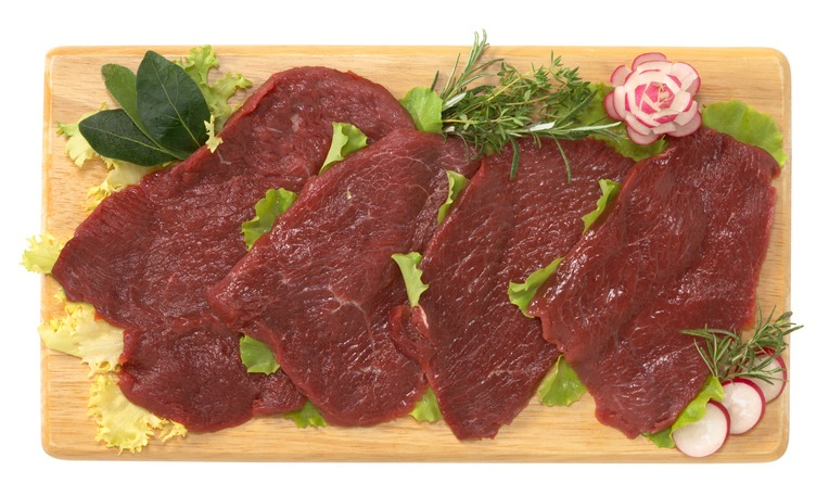 Ostrich Meat Fillets